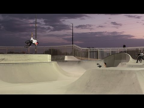 Kevin Peraza Brings the Heat...Literally