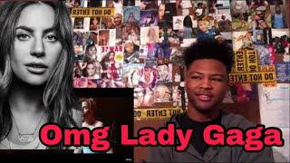 Lady Gaga - I'll Never Love Again (Music Video) | Reaction