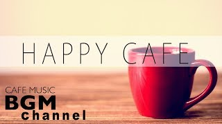 Happy Jazz & Bossa Nova Mix   Cafe Music For Work & Study   Relaxing Background Music