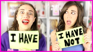 NEVER HAVE I EVER! Miranda & Colleen