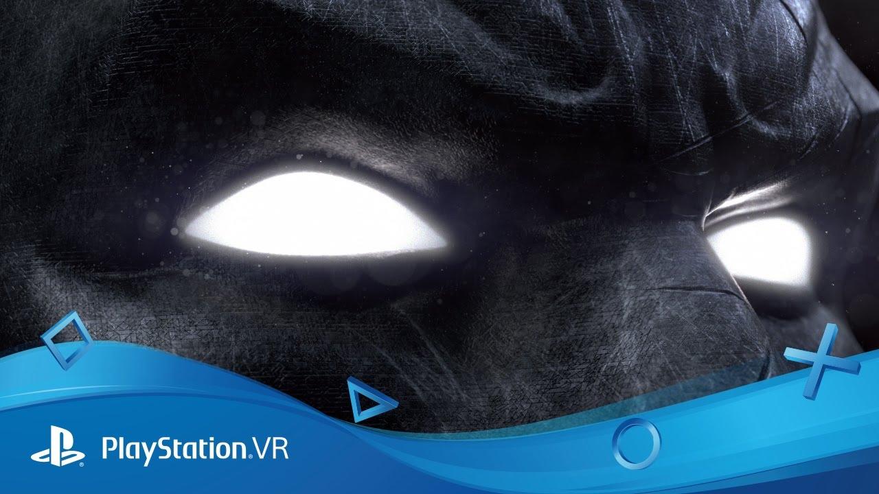 Rocksteady annonce Batman: Arkham VR, en exclusivité sur PlayStation VR