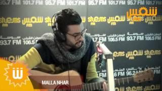 الفنان مرتضى الفتيتي يغني مقطعا من أغنيته 'ملك العشق'