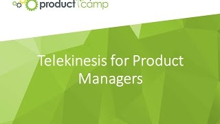 ANDREY STOLIAROV. Telekinesis for Product Managers