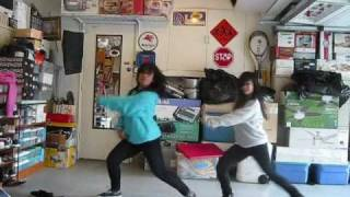 Ain't Thinkin Bout You- Celine & Angelica Choreo