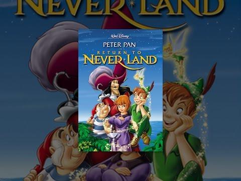 Return to Never Land ( Peter Pan Varolmayan Ülke'de )