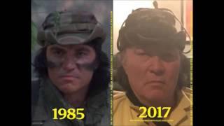 "RARE Footage of Predator Actor Sonny Landham in 2017! ""We are all gonna Die"""