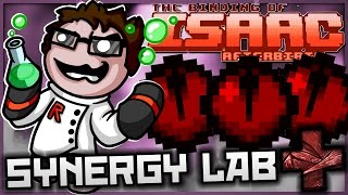 The Binding of Isaac: Afterbirth+ - Synergy Lab: ULTIMATE ENERGY BALL!