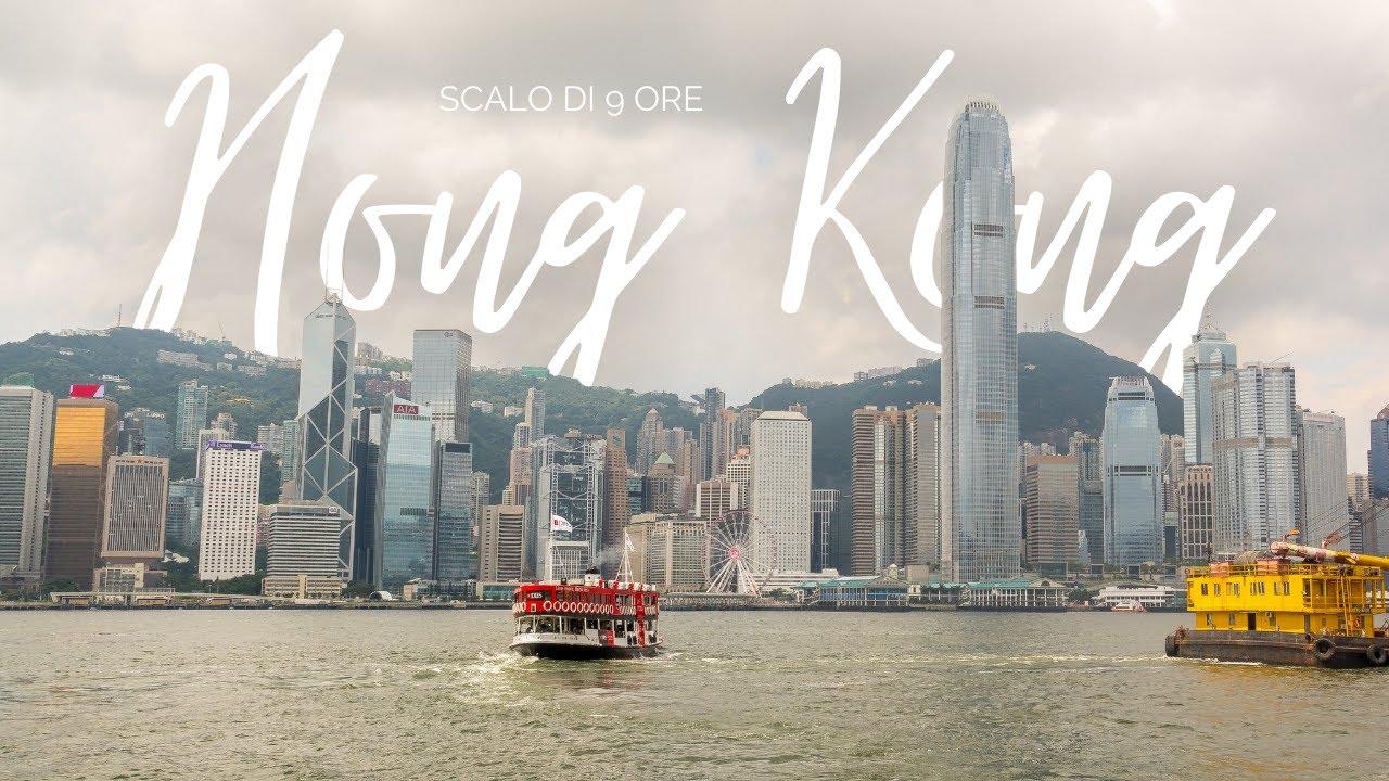 SCALO ad HONG KONG di 9 ore, cosa fare e cosa vedere?