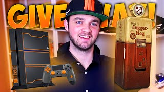 GIVEAWAY (AWESOME Black Ops 3 PRIZES!)