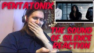 Pentatonix   The Sound of Silence   Reaction