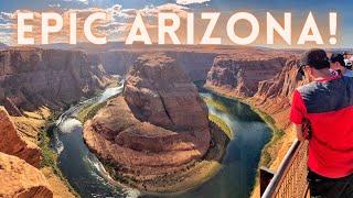 Arizona Road Trip To North Rim Grand Canyon