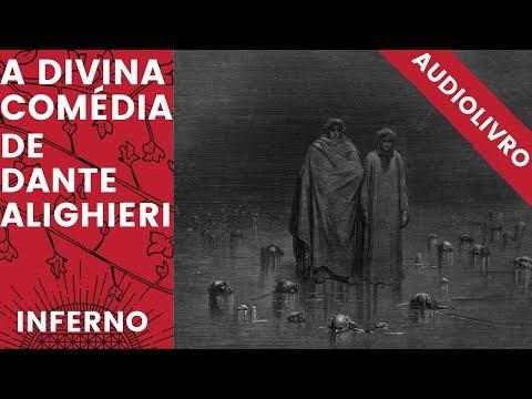 A Divina Comédia - Audiolivro 01 - Inferno - Dante Alighieri