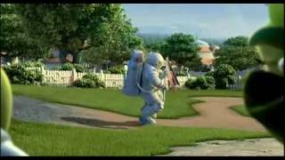 Trailer of Planet 51 (2009)