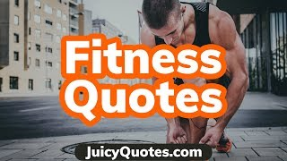 Fitness Quotes And Sayings For 2020! Get Pumped Up To Workout More At The Gym.