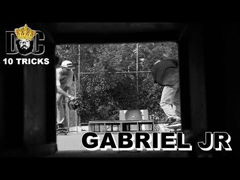 Gabriel Kwiatkowski Jr - 10 TRICKS