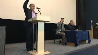 Конференция Всероссийского общественного движения  Вече