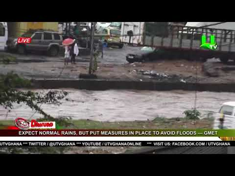 Expect normal rains, but put measures in place to avoid floods — GMet