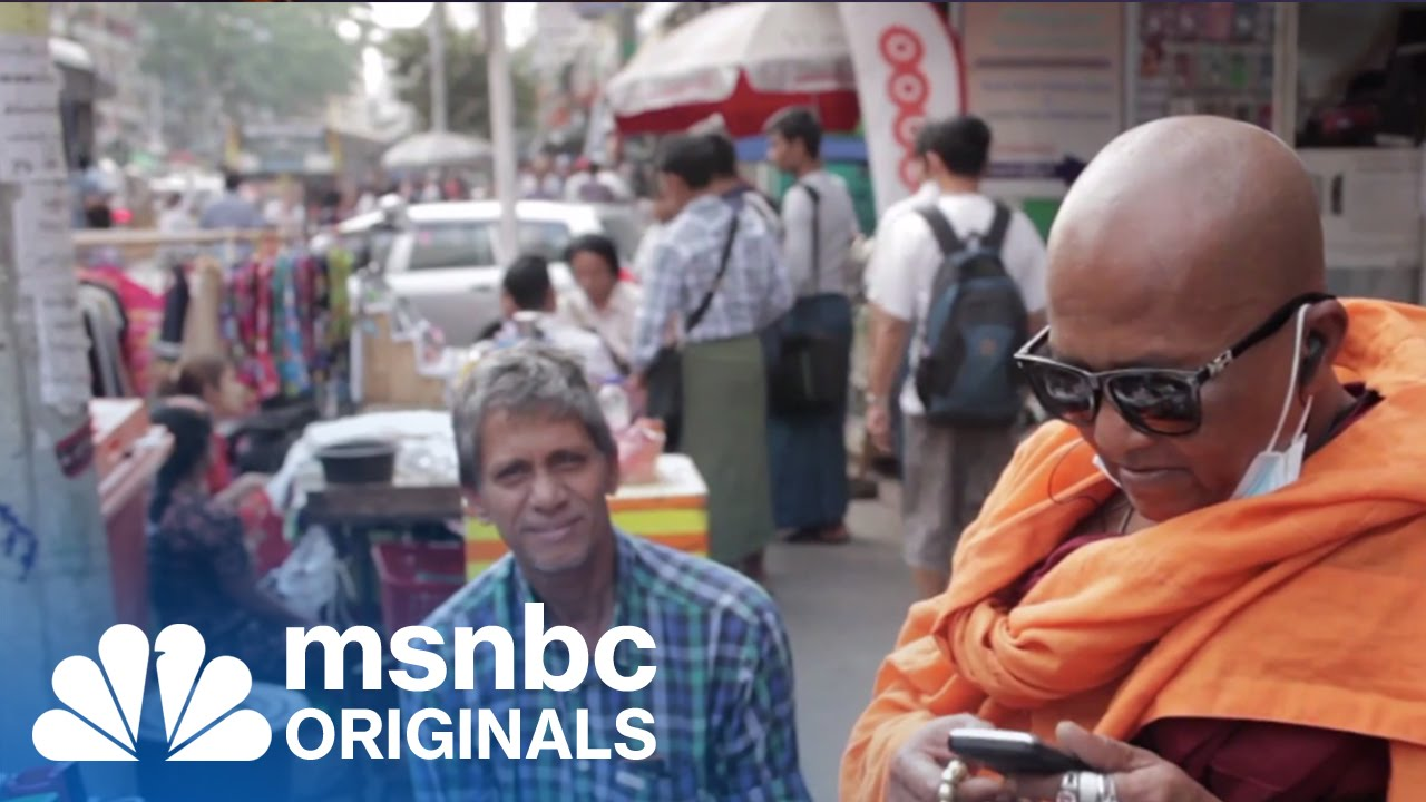 Myanmar Goes Cell Phone Crazy | Originals | msnbc thumbnail