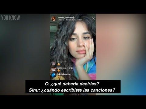Camila Cabello explains Shameless & Liar