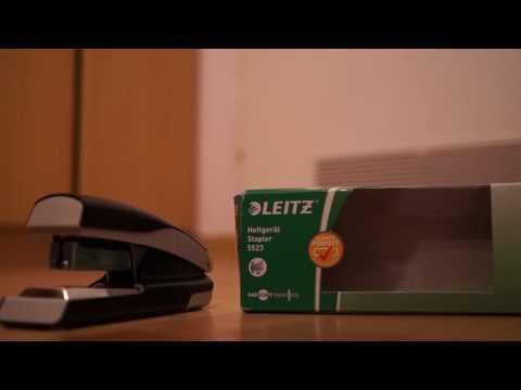 (Test-idee.de)Leitz Nexxt Tacker tackert 35 Blatt   Test