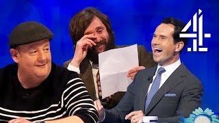 AMAZING Poems From Joe Wilkinson, Johnny Vegas & More! | 8 Out of 10 Cats Does Countdown