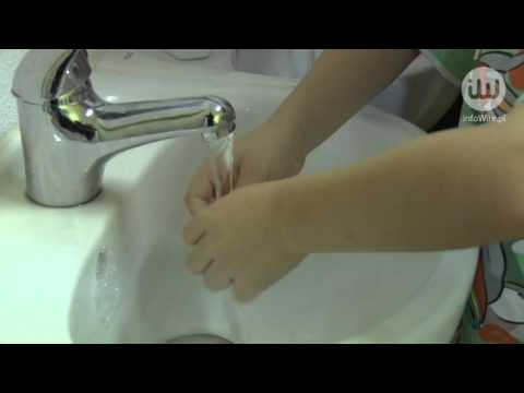 Zapalenie skóry i egzema drobnoustrojów
