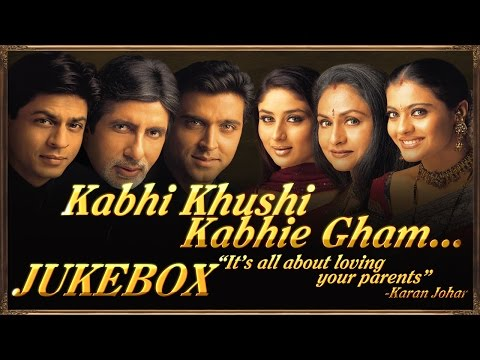 Kabhi Khushi Kabhie Gham Full Audio Songs | Jukebox Mp3