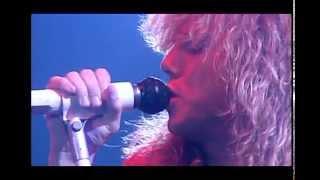 Europe - Stormwind (live in Sweden 1986) HD
