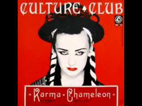 Karma Chameleon (Karaoke/Instrumental)
