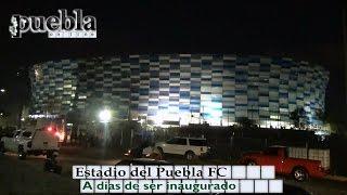 Así Luce De Noche El Estadio Del Puebla FC