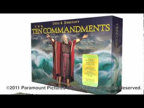 ~ Streaming Online The Ten Commandments (Three-Disc 50th Anniversary Collection)