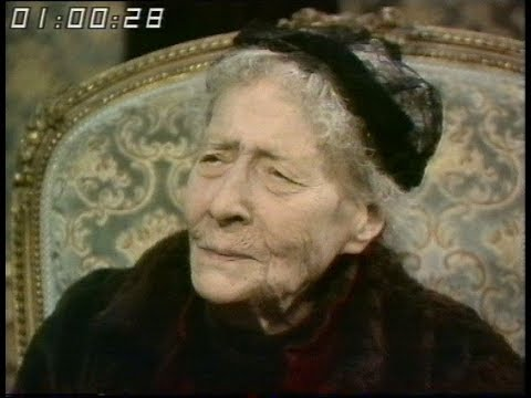 Florence Pannell born in 1868 and briefly interviewed in 1977 talks about life in Victorian times.