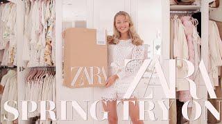 Spring ZARA try on haul 2021 ~ 🌸 Spring Fashion Edit 🌸 ~ Freddy My Love