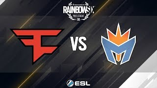 Rainbow Six Pro League Finals - Season 8 - Rio de Janeiro - FaZe Clan vs. Mock-it Esports