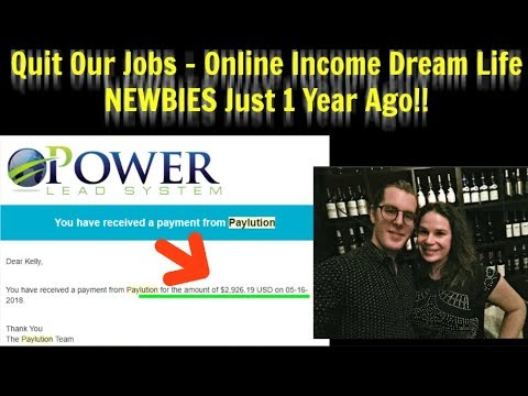 Make Money Online Step By Step 2018 – How To Make $100 A Day Online – Power Lead System