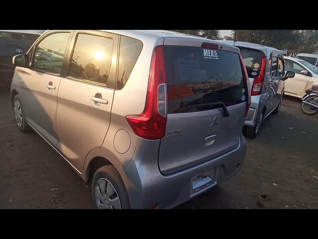 Mitsubishi Ek Wagon E 2016 for Sale in Gujranwala