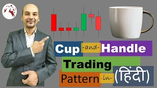 Cup and Handle Trading Pattern Strategy in Hindi: Technical Analysis