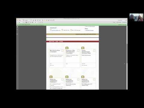 CDA Course Webinar7 (Portfolio How-to, Part 1) - YouTube
