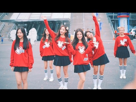 [KPOP]  [4k Fancam/직캠] 161002 모모랜드(MOMOLAND)- Welcome to MOMOLAND @부산역 버스킹