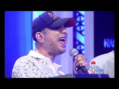 Nabin K Bhattarai-Bajauda Bajaudai LIVE (HUAWEI Namaste TV Show)