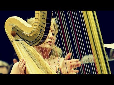 Jana Boušková plays Harp Concerto Op. 25 by Alberto Ginastera III