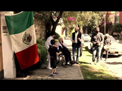 Mexico gets moving for World Stroke Day