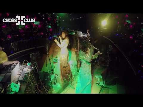Wicked Dub Division & Michela Grena - Dub Turbulence [Cross Club]
