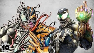 What If Venom Had The Infinity Gauntlet?