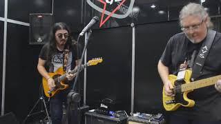 Apresentações do Country Guitar BR na Music Show Experience 2019 - Nordik Speakers
