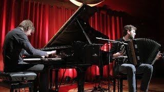 "Michael Wollny & Vincent Peirani: ""Hunter"" (FULL version)"