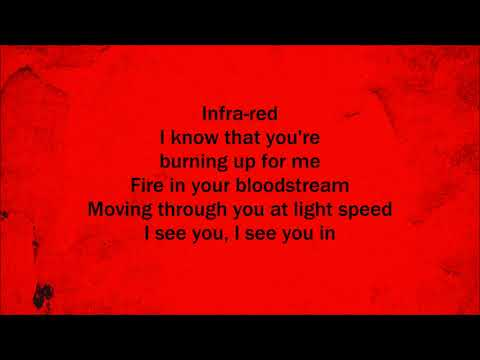 Infra-red - Three Days Grace (Lyrics)