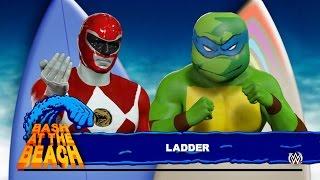 Fantasy Fight 29 Red Power Ranger vs Ninja Turtle