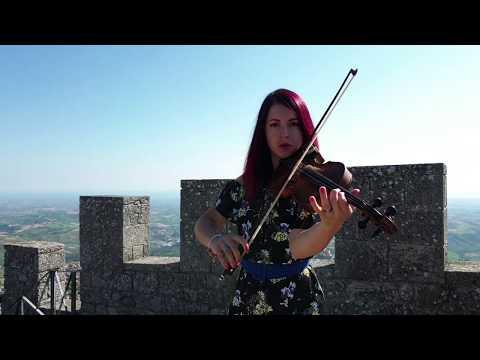 Motoviolinista Cover violinista Borgomanero Musiqua