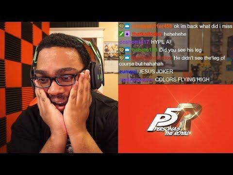 Persona 5: The Royal + Kasumi Trailer Reaction - E3 2019